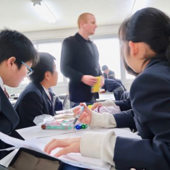 【行 事】中学イングリッシュキャンプ3日目