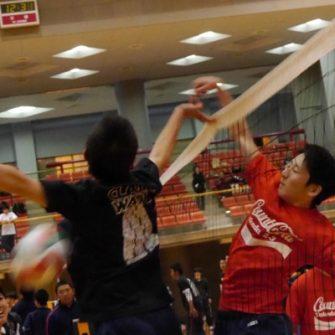 【行 事】3学期スポーツ大会