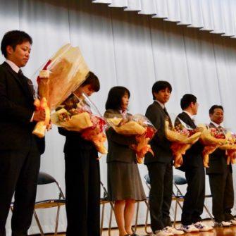 【行 事】離退任式および3学期終業式